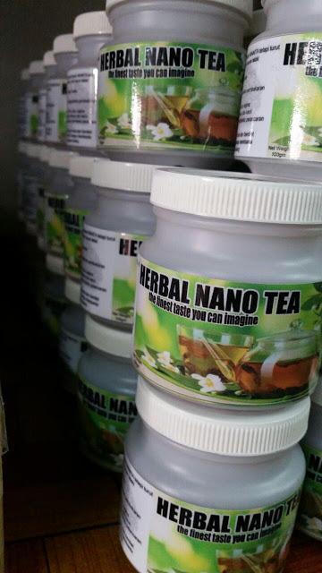 HERBAL NANO TEA RESTOCK