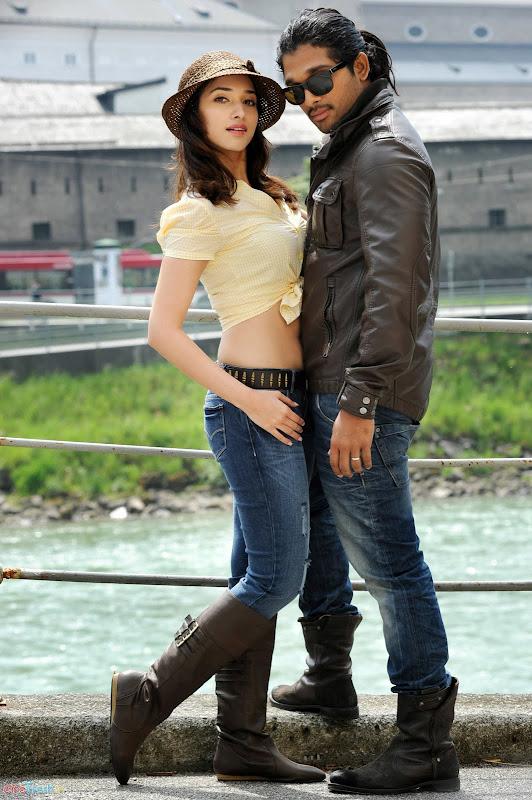 Badrinath Movie Latest Stills Allu arjunTamanna badrinath Photo Stills release images