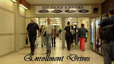 Enrollment Drive