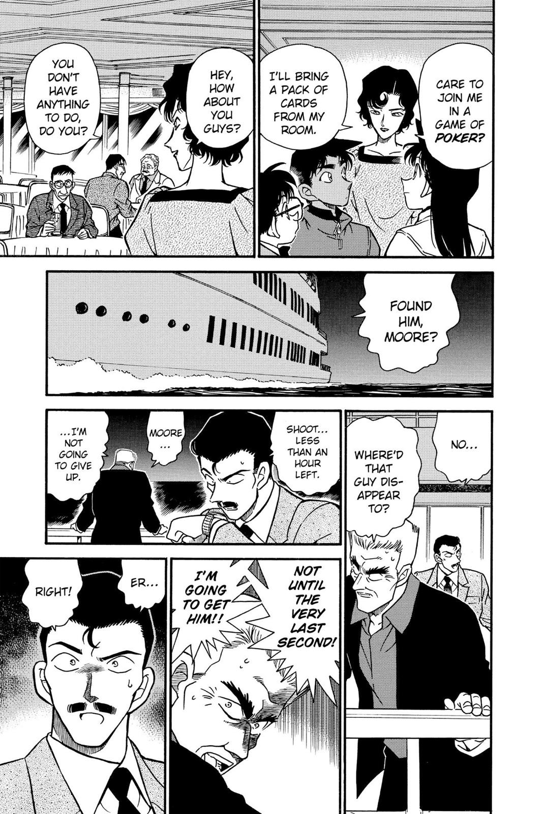 Detective Conan Chapter 226 page 9