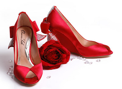 Summer Shoes 2011 by Swarovski Wedges Design