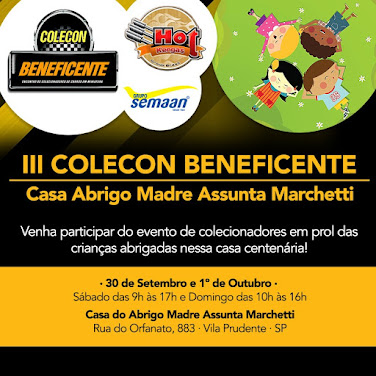 Colecon Beneficente 3