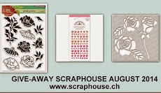 Scraphouse Giveaway August