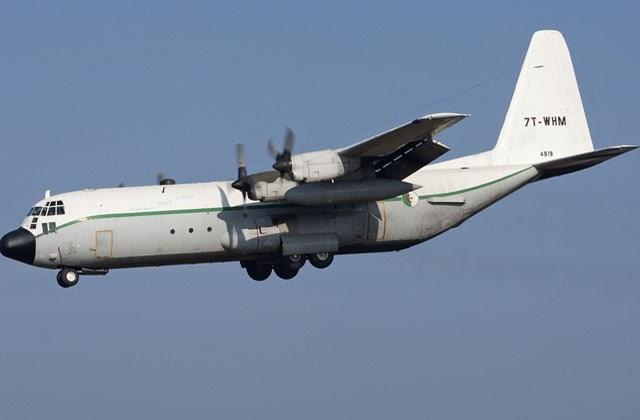 2014 Algeria Lockheed C-130 Hercules crash ...