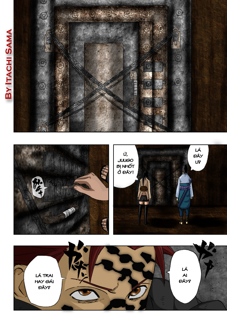 Naruto chap 350.Color Trang 14 - Mangak.info