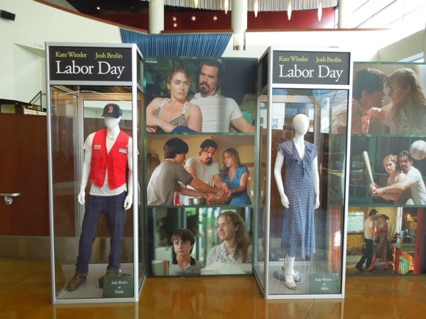 Original Labor Day film costumes
