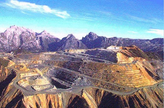 Terkait BK Mineral, Bos Freeport Temui Jero Wacik