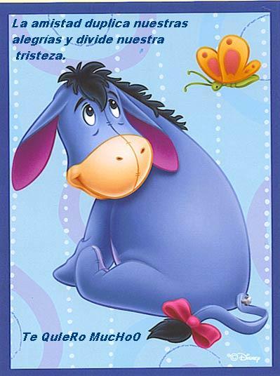 tarjetas con frases de amistad