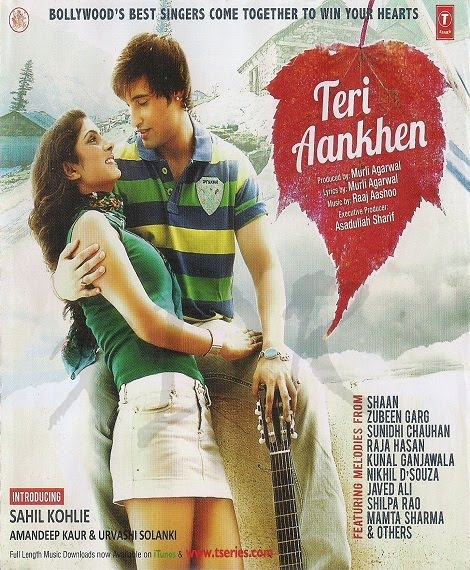 Teri Aankhen Mp3 Songs 2011