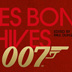 Taschen release The James Bond Archives