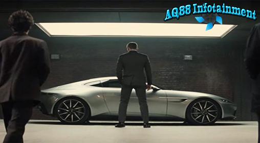 EON Production telah merilis trailer film James Bond terbaru yang menampilkan Aston Martin DB10 sebagai tunggangan terbaru Bond.