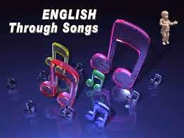 Songs in English with lyrics