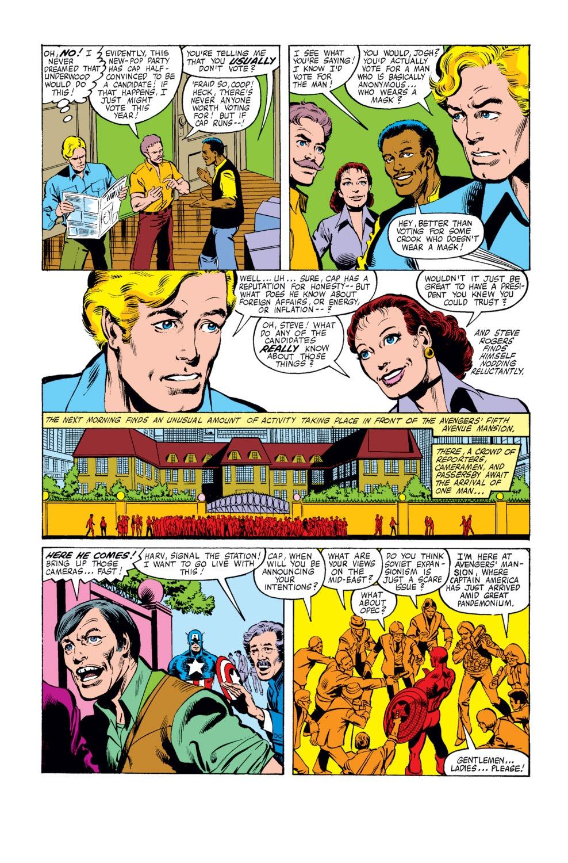 Captain America (1968) Issue #250 #165 - English 10