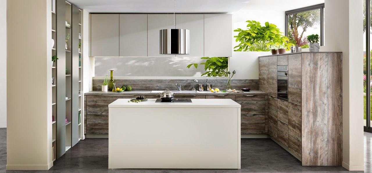 Gallart grupo el blog suelos y puertas de madera en for Cocinas de melamina modernos