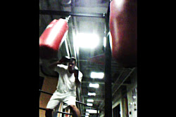 My Boxing Video Number 2
