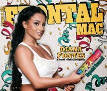 Diana Fontes Frontal Mag Fevereiro 2014