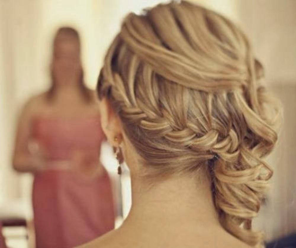 wedding hairstyles for long hair pinterest