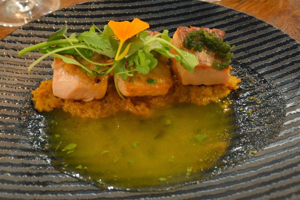 Restaurant Lima, London Salomn Ceviche