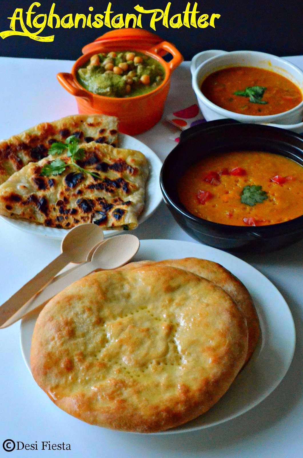 Afghani recipes