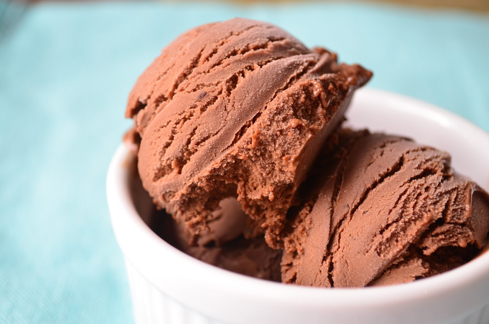 Simple Gourmet Cook» Blog Archive » Perfect Chocolate Ice Cream