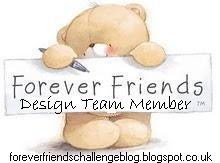 I Design for Forever Friends Challenge Blog