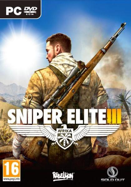 Sniper Elite 3 pc game release