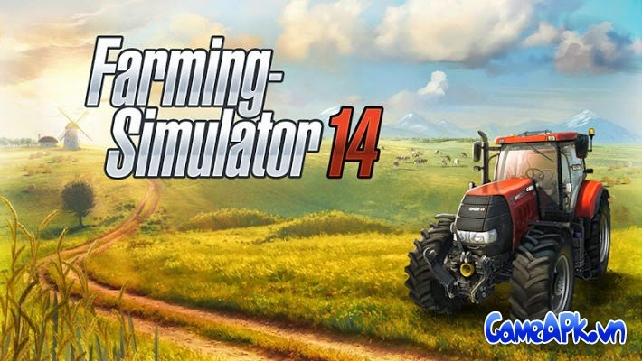 Farming Simulator 14 v1.1.8 hack full vàng cho Android