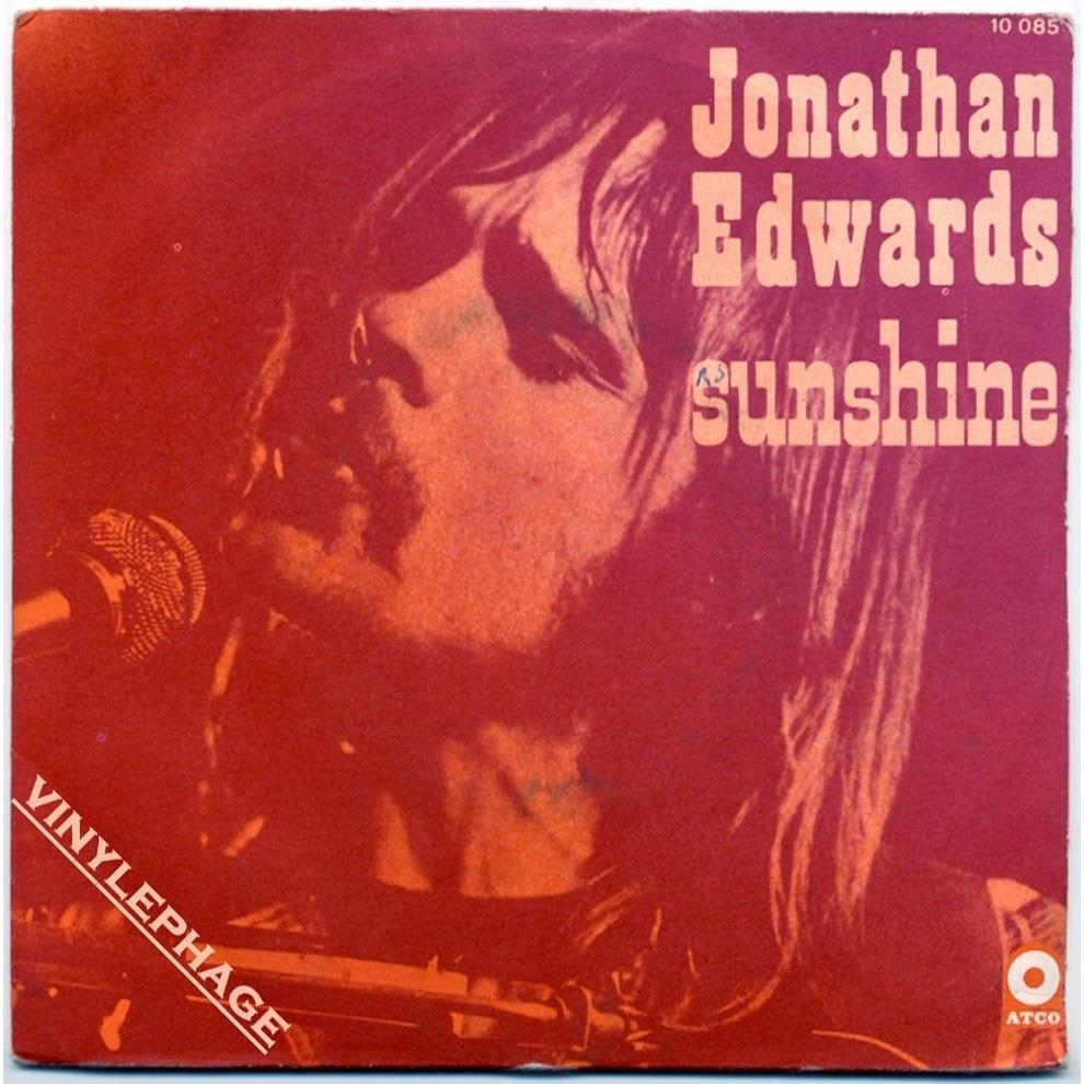 Jonathan Edwards Sunshine 1971