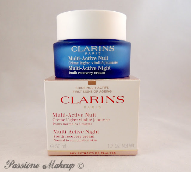 Clarins Multi-Active Nuit