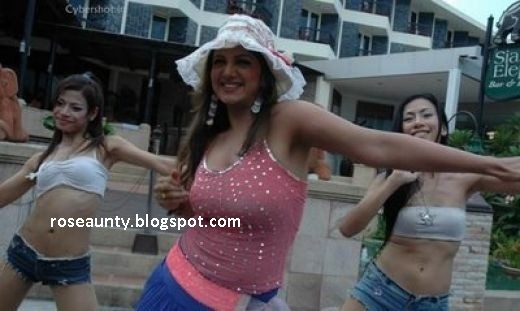 actress Rambha sexy stills