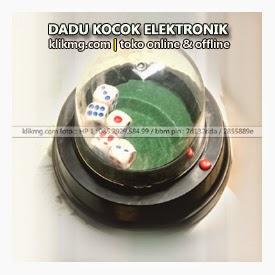 Dadu Kocok Elektronik - Kode Barang : A0061   Klikmg Toko Online dan Offline C.O.D Purwokerto