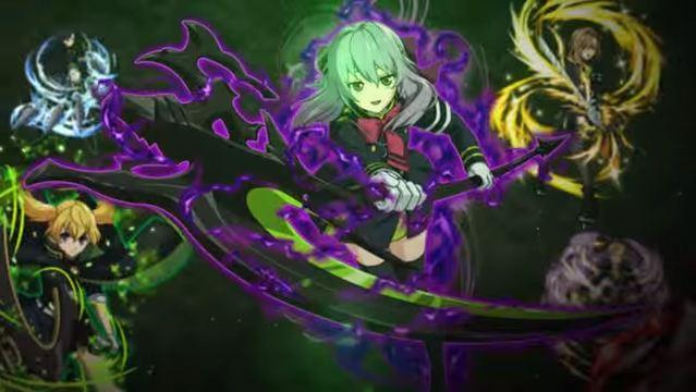 Game 'Owari ada Seraph: Unmei no Hajimari' Perlihatkan PV Perdananya