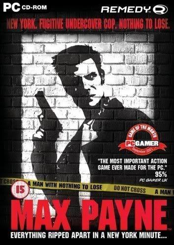 Max Payne [PC Full] Español [ISO] Descargar 1 link