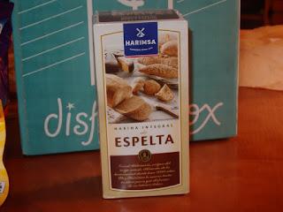 Harina Integral de Espelta, Harimsa