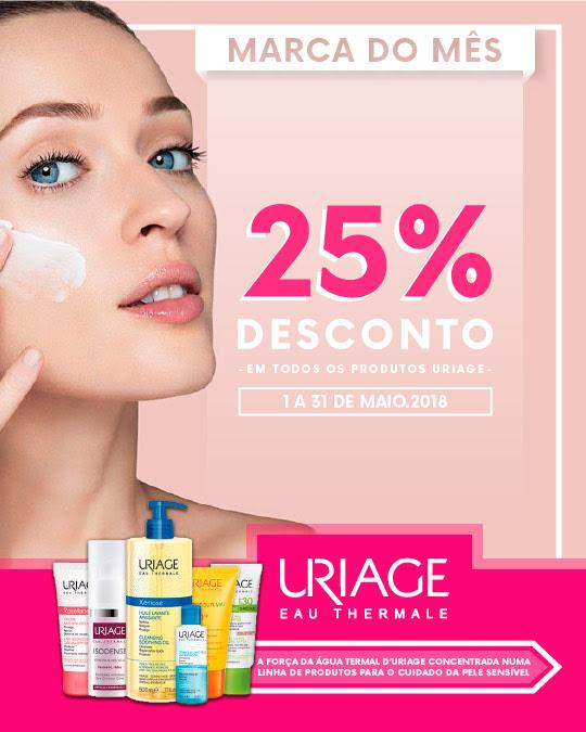 URIAGE - 25% DE DESCONTO