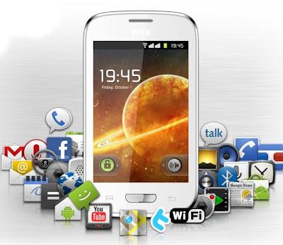 mito sempat memperkenalkan ponsel androidnya yang bernama mito a200 ...