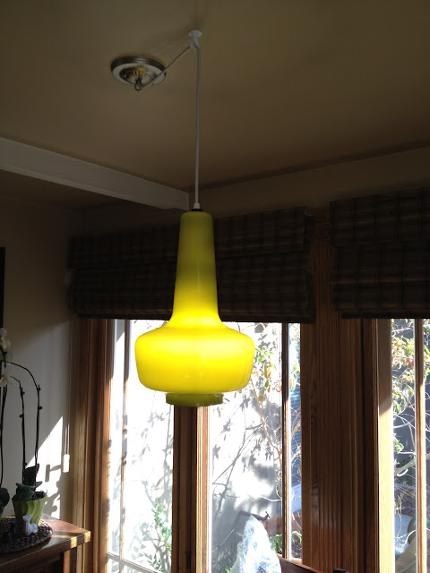 Holmegaard Lamp Installed
