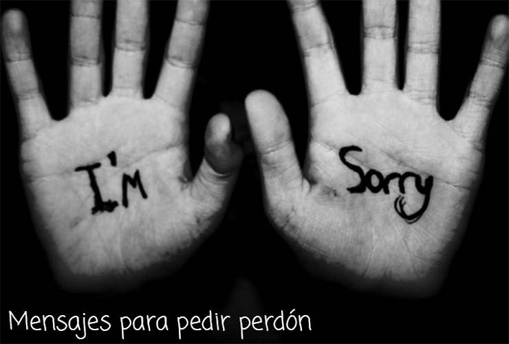 Mensajes para Pedir Perdón