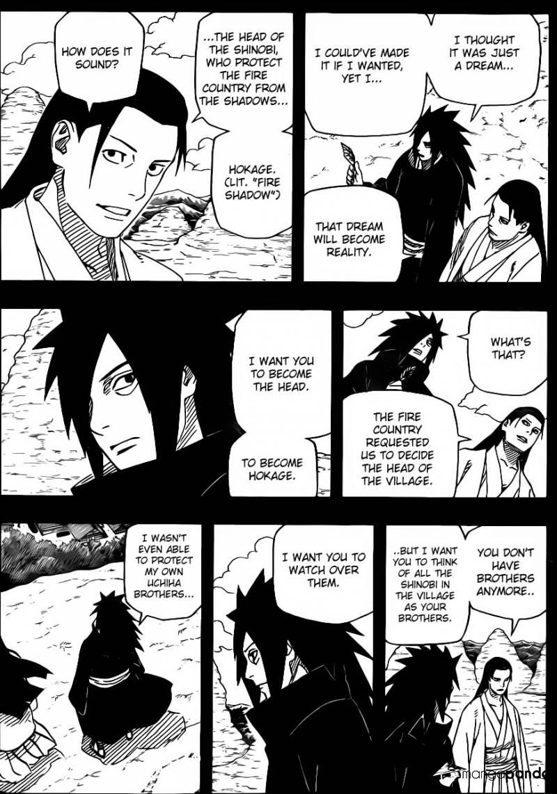 009, Naruto chapter 625    NarutoSub