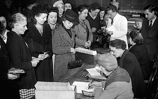 nicole bertin infos le 29 avril 1945 les femmes votaient pour la premi re fois malgr d. Black Bedroom Furniture Sets. Home Design Ideas