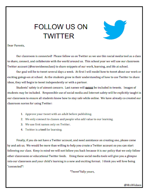 Resources To Help You Start Your Own Class Twitter Account