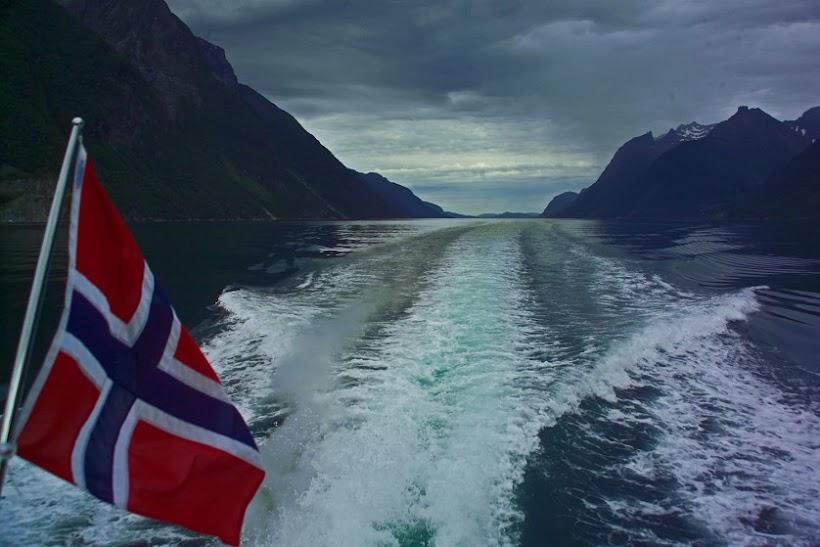 Mein Jahr in Norwegen