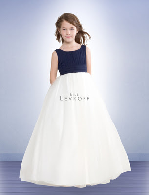 Bill Levkoff - Collection Flower Girl & Jr. Maids 2012