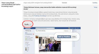 Turn On Facebook New Feature