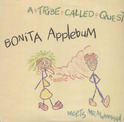 A Tribe Called Quest – Bonita Applebum / Mr. Muhammad (VLS) (1990) (VBR)