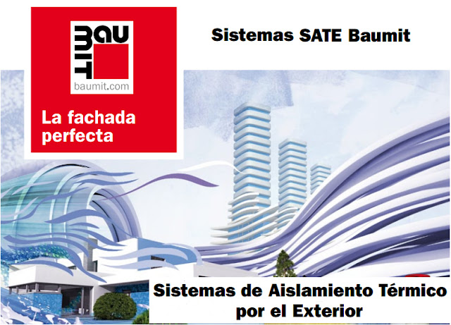 Aislamiento termico y revestimiento de fachadas sistemas for Aislamiento termico en fachadas por el interior