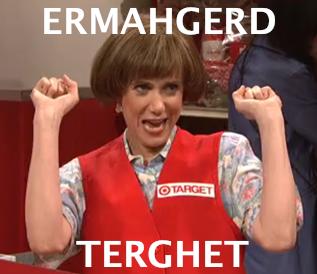 Kristen Wigg Target Meme