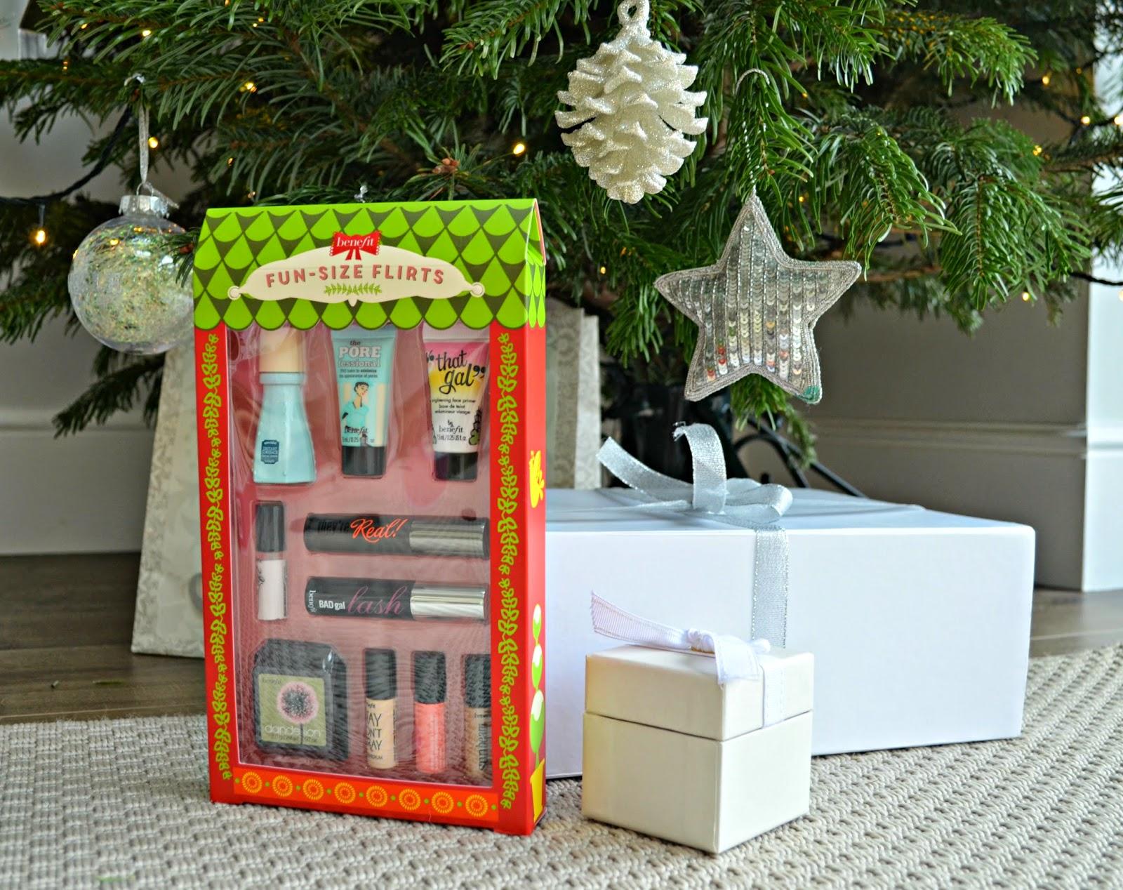 Benefit fun size flirts christmas gift set