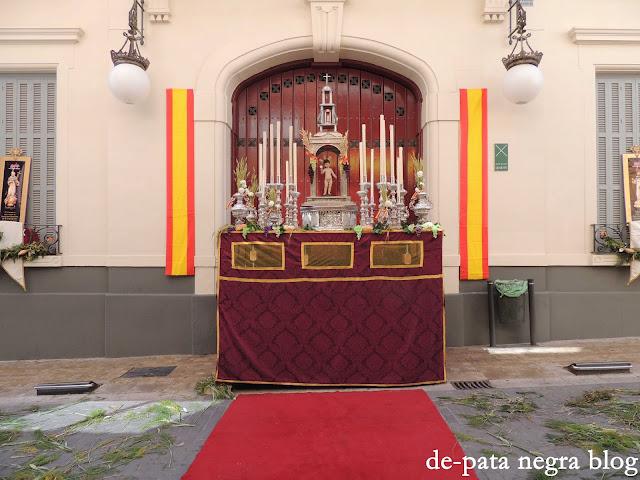 Corpus Christi Valdepeñas 2013