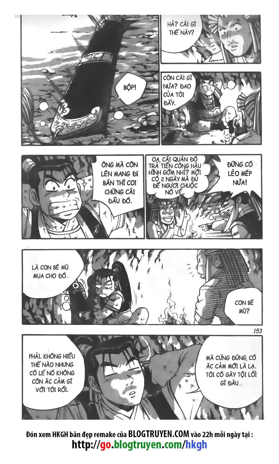 Hiệp Khách Giang Hồ chap 277 page 14 - IZTruyenTranh.com
